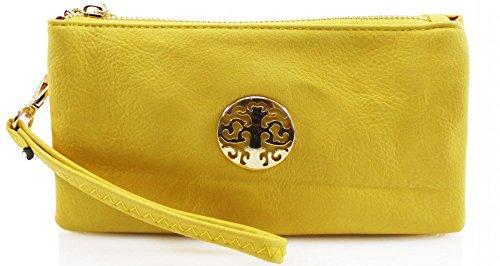 Porte Jaune monnaie Jaune Style Style HB HB Porte monnaie p5dxqw