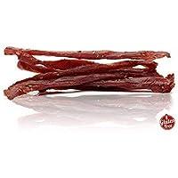 Leoni Randolfo Coppiette di Suino c.a 1 kg Tranci di Filetto e Lombo di Maiale Essiccati