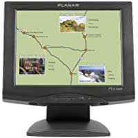 Planar 997-3198-00 PT1510MX - LCD monitor - 15 inch - 1024 x 768 - 190 cd/m2 - 500:1 - 8 ms - VGA - speakers - black