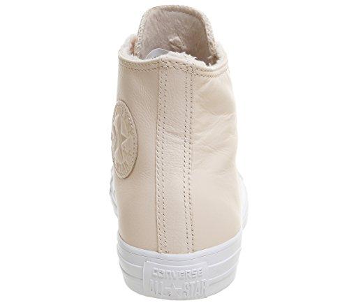 Mixte de Leather Gymnastique Tan Rose Converse Exclusive Star Mono All Taylor Adulte Fur Chaussures Chuck Hi Pastel Xqqw8vnA