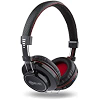 NoiseHush BT700-12267 Freedom Bluetooth Headphones with Mic - Black