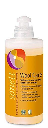 Sonett Wool Care for Restoring Wool and Silk, 10 fl. oz.