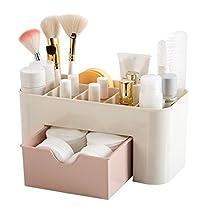 Angel Bear Cosmetic Storage Box Multi Functional Desktop St