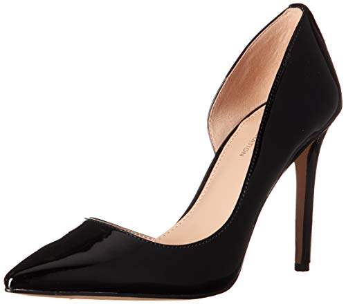 BCBG Generation Women's Lenny Pump, Black Patent 7 M US