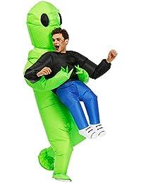 Inflatable Alien Costume for Adult (Adult - Et Alien)