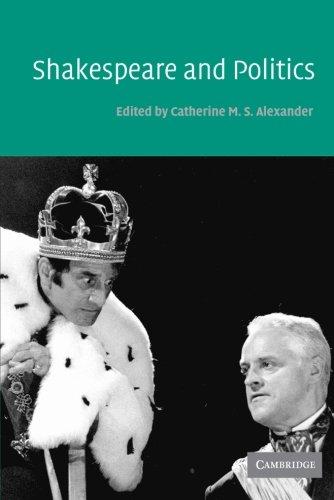 Shakespeare and Politics ebook