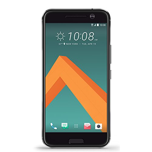 (HTC 10 Factory Unlocked 32GB GSM Carbon Gray (International Version - No Warranty))