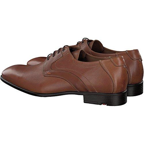 LLOYD DABNEY 1704513 hommes Chaussures à lacets, marron 42 EU