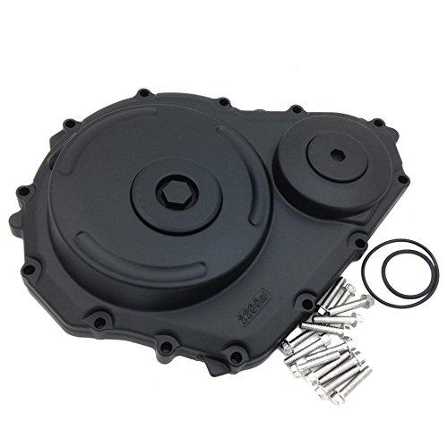 XKMT-Black OEM Stytle Engine Clutch Cover Compatible With Suzuki Gsxr 600 750 2006-2009 [B00YWC9N8C]