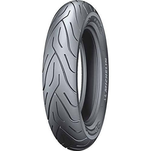 Michelin Commander II Reinforced Motorcycle Tire Cruiser Front - 120/70-21 68H by Michelin