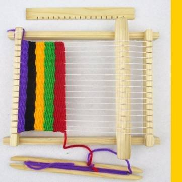 [Children's Experiment Homemade Loom Greedy Cat Course Loom Kit Children's Scientific Experiment Bo by] (Homemade Kids Soldier Costumes)