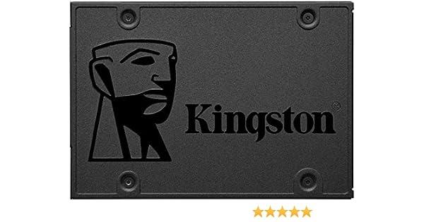 Kingston HD 2.5 SSD 480GB SATA3 SSDNOW A400: Amazon.es: Electrónica