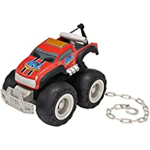 Max Tow Truck Turbo Speed Truck, Red