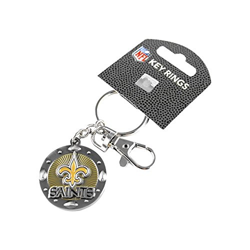 - NFL New Orleans Saints Impact Keychain