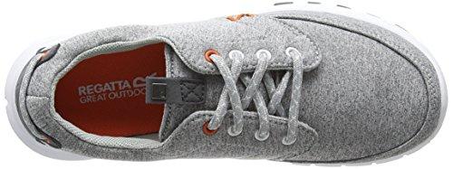 Lady Sneakers Damen Grau Marine Satsu Regatta Grymrl 8qHw5w