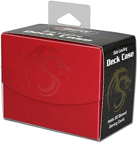 Black Side Load BCW Gaming Deck CASE