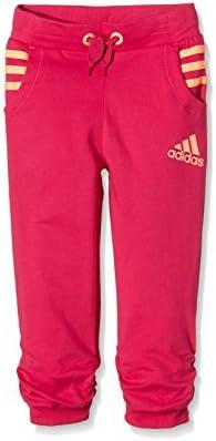 adidas Pantalón de Chándal LG Ri 3/4 Kn Pant Magenta 8 años (128 ...