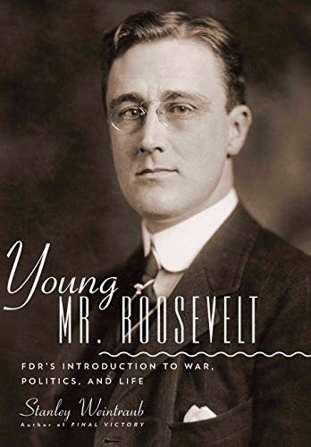 Image of Young Mr. Roosevelt: FDR's Introduction to War, Politics, and Life