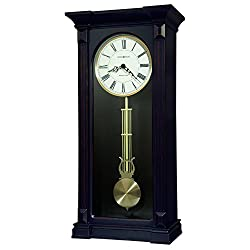 Howard Miller Mia Clock, Worn Black