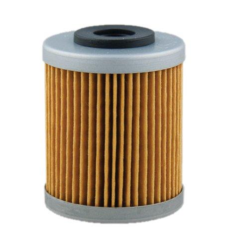 Hiflofiltro HF157-4 4 Pack Premium Oil Filter 4 Pack