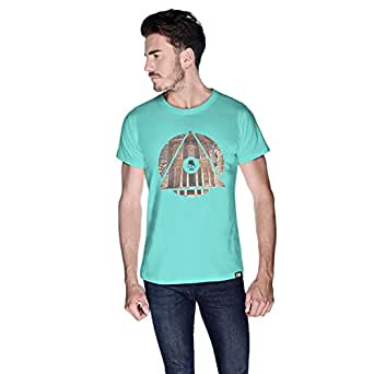 Creo Jordan T-Shirt For Men - Xl, Green