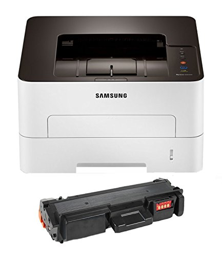 Samsung M2825DW MICR Check Printer Package: Samsung M2825DW Printer and 1 RT MLT-D116L MICR Toner Cartridge