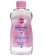 Johnson's Baby Oil (300ml) 049756