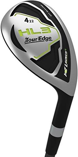 Tour Edge Women's HL3 Hybrid, Right Hand, Ladies, Graphite, 3 Hybrid (Best Ladies Hybrid Golf Clubs)