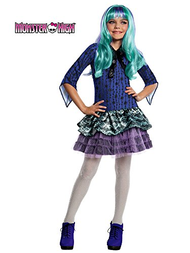 Rubie's - Monster High Twyla Kids Costume - (M) ()