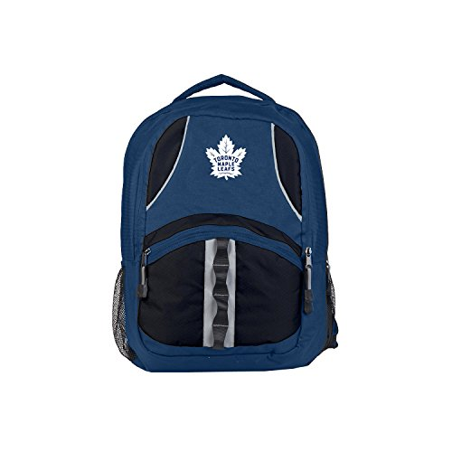 y Officially Licensed NHL Toronto Maple Leafs Captain Backpack ()