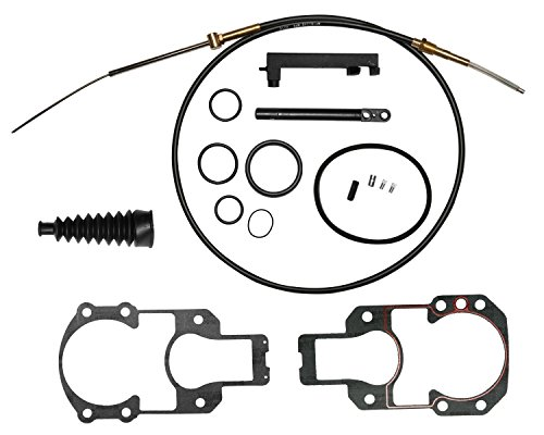 Lower Shift Cable Kit (Sierra 18-2600 Lower Shift Cable Kit - GLM 21440)