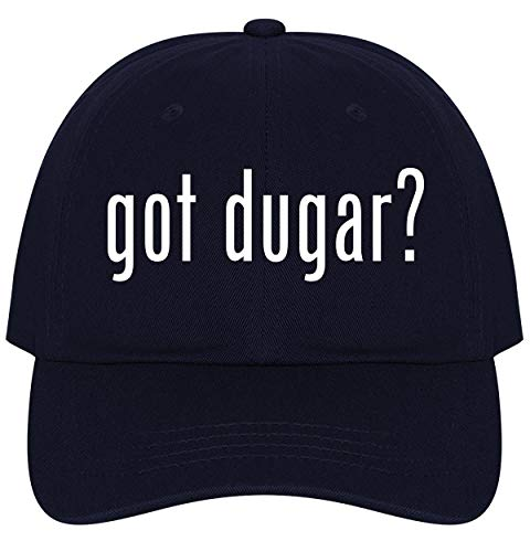 The Town Butler got Dugar? - A Nice Comfortable Adjustable Dad Hat Cap, - Glider Maple Back