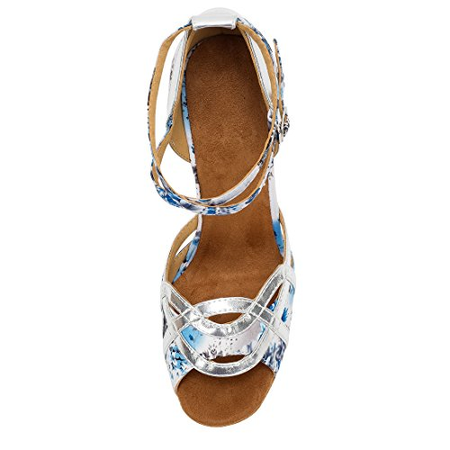 TDA - Zapatos con tacón mujer Azul