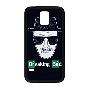 Fashion Breaking Bad Protective Samsung Galaxy S5 Hard Gel Rubber Case Cover