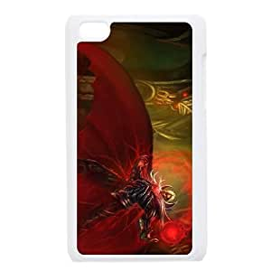 iPod Touch 4 Case White League of Legends Blood Lord Vladimir Ioman