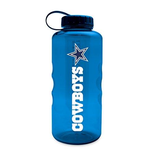 - NFL Dallas Cowboys 36oz Plastic Sport Bottle