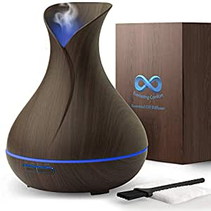 Amazon.com : Diffuser for Essential Oils (400ml) - Super