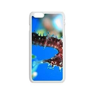 Peculiar Sea Horse Hight Quality Plastic Case for Iphone 6