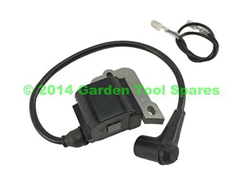 IGNITION COIL TO FIT HUSQVARNA CHAINSAW 51 55 61 250 254 268 272 JONSERED...