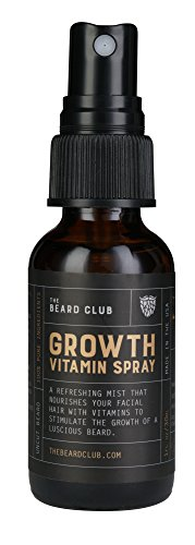Beard Vitamin Club Product Manufacturer product image