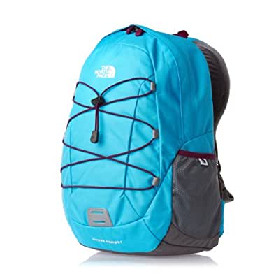 Amazon.com: The North Face Happy Camper Backpack Turquoise