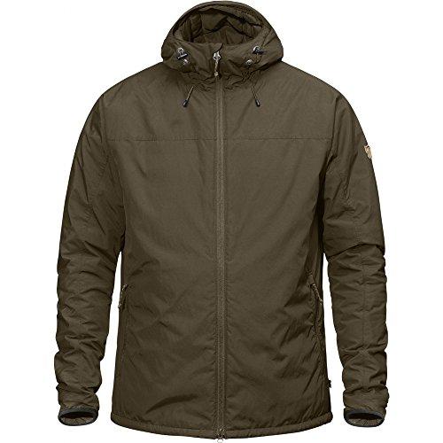 Jacket High Padded Coast Adulte Mixte Fjällräven Khaki Veste Tw6nx