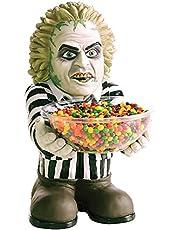 Halloween Candy Bowl Houder, Horror Movie Hars Kabouter Clown Decoratie Film Liefhebbers Collectie Snoep Houder voor DIY Decoratie Benodigdheden (Beetlejuice)