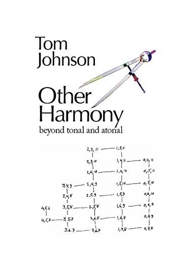 Books : Other Harmony: Beyond Tonal and Atonal