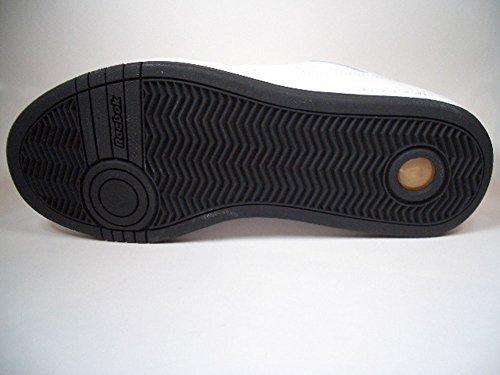 Reebok Downtime Low Weiß-Schwarz 4-141961 Größe 40,5 / US 8 / UK 7 / 25,5 cm