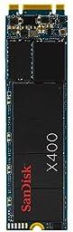 Sandisk X400 Solid State Drive - Internal (SD8SN8U-512G-1122)