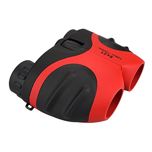 TOPTOY Gifts for 3-12 Year Old Boys, Compact Binoculars for Kids Play Toys for 3-12 Year Old Boys Girls Toys Toys for Kids 3-12 Year Old Girl Gifts TTUSTTH04