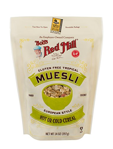 Bob's Red Mill Tropical Muesli, 14 Ounce for sale  Delivered anywhere in USA