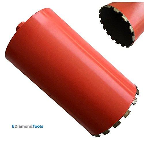 - Wet Drill Core Bits for Hard Concrete, Granite, Brick, and Block - 8