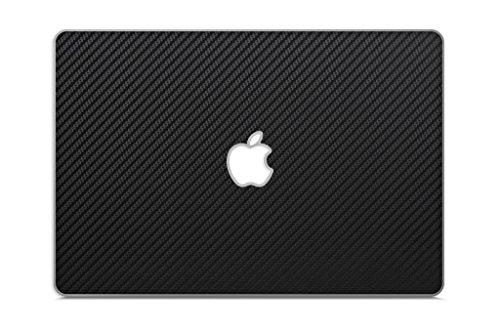 iCarbons Black Carbon Fiber Vinyl Skin for MacBook Pro 17